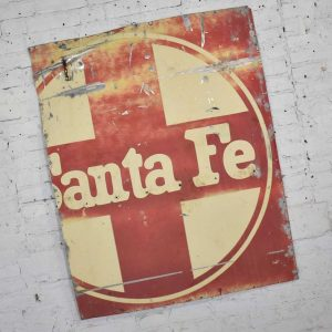 Santa Fe Sign
