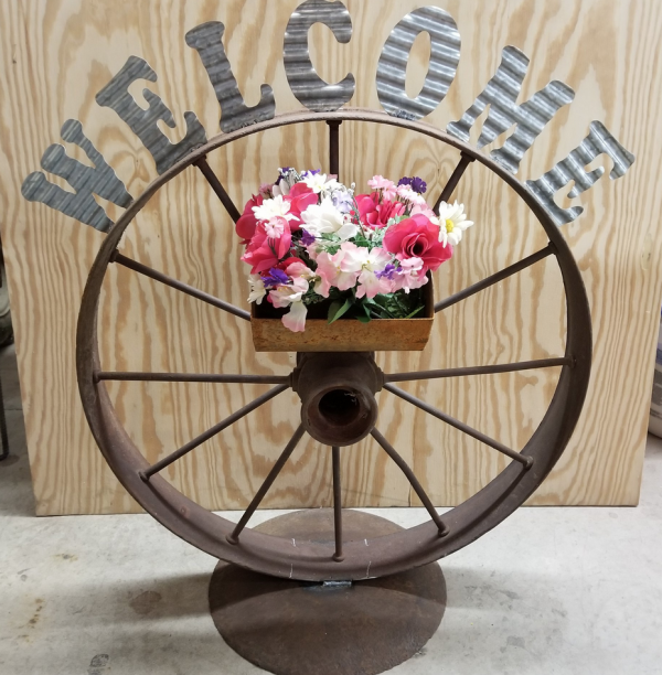 Welcome Wheel
