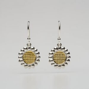 Sunflower Earings