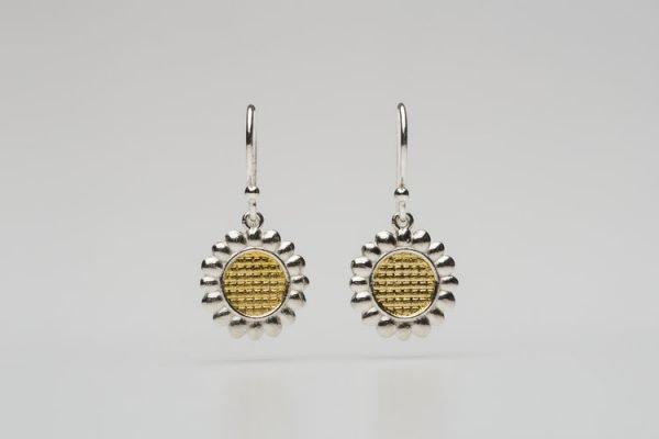 Sunflower Earings